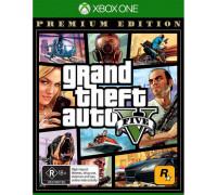 Grand Theft Auto V. Premium Edition