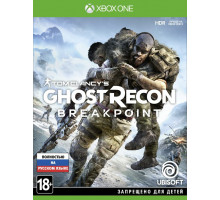 Tom Clancy's Ghost Recon: Breakpoint X1